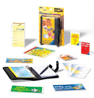 Das Spiel- und Spass-Bordbuch (ADAC)