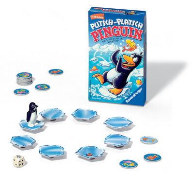 Plitsch-Platsch Pinguin: S.O.S. - Die Scholle wackelt