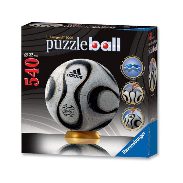 puzzleball: Teamgeist, adidas Fussball 2006 540 Teile