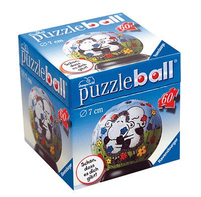 puzzleball - Sheepworld: Schön, dass es Dich gibt (60 Teile)
