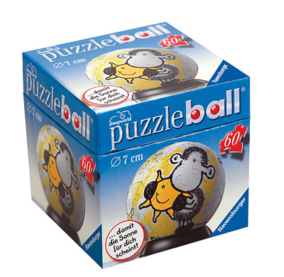 puzzleball - Sheepworld: ... Damit die Sonne für dich scheint (6