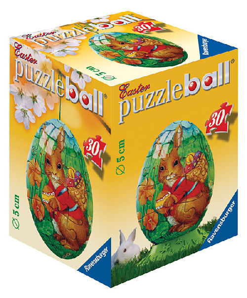 puzzleball - Ostern: Osterhase (30 Teile)