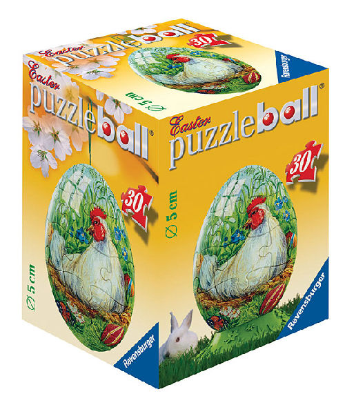 puzzleball - Ostern: Henne (30 Teile)