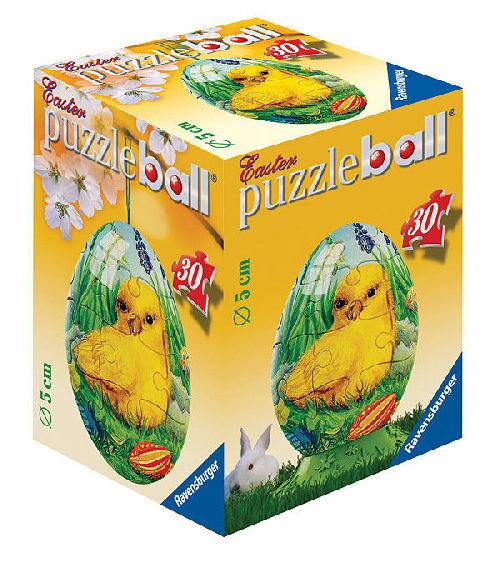 puzzleball - Ostern: Küken (30 Teile)
