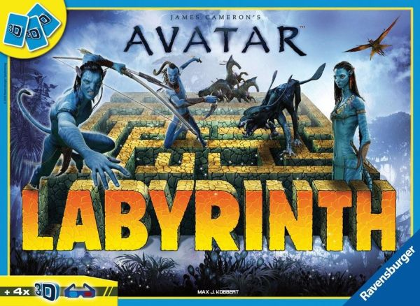 Avatar 3D Labyrinth