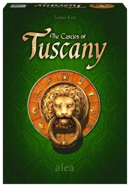The Castles of Tuscany (international)