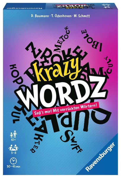 Krazy Wordz (neues Design)