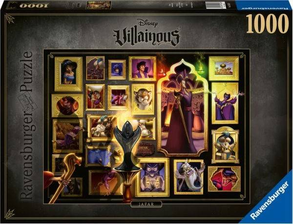 Puzzle: Villainous - Jafar (1000 Teile)