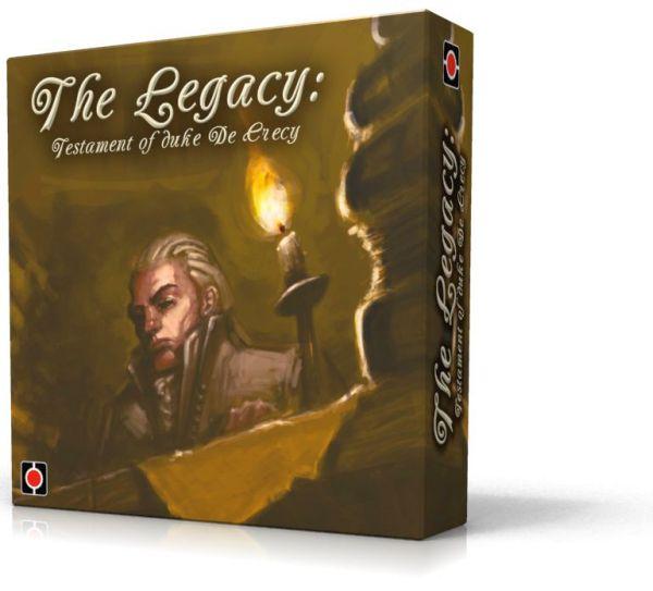 Legacy: Testament Duke de Crecy (engl.)