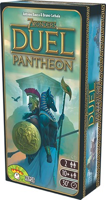 7 Wonders Duel - Pantheon (Erw.)