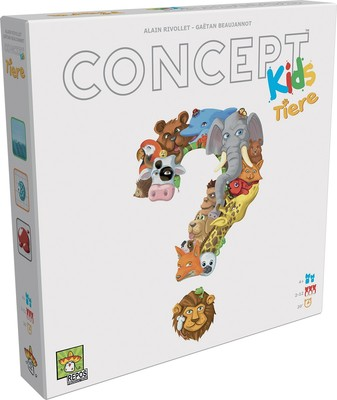 Concept Kids - Tiere (deutsch)