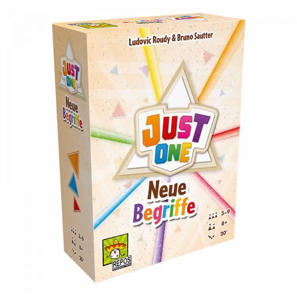 Just One - Neue Begriffe (Erw.)