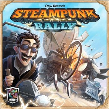 Steampunk Rally (engl.)