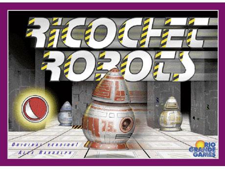 Ricochet Robots (Rasende Roboter)