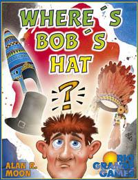 Where`s Bob`s Hat? (engl.)
