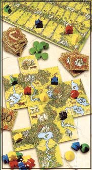 Carcassonne - Hunters & Gaters (engl.)