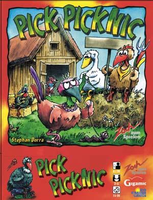 Pick Picknic (engl.)