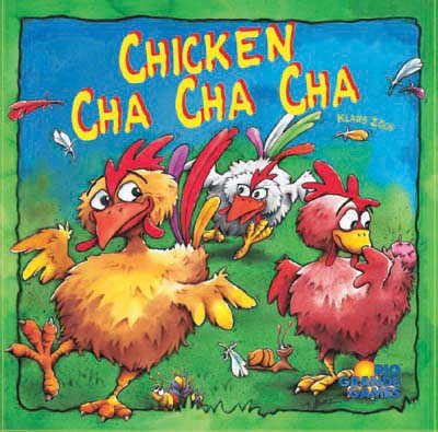 Chicken Cha Cha (engl.)