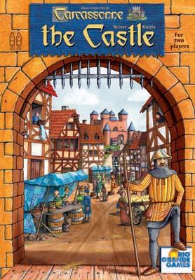 Carcassonne - The Castle (engl.)