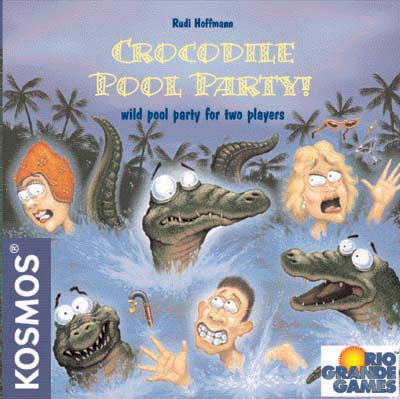 Crocodile Pool Party (engl.)