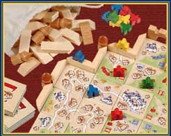 Carcassonne - The City (engl.)
