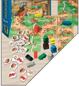 Carcassonne - The Count (engl.)