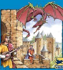 Carcassonne - Princess & the Dragon (engl.)
