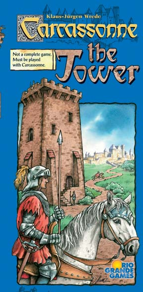 Carcassonne - The Tower (engl.)