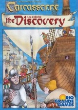 Carcassonne - Discovery (engl.)