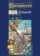Carcassonne - The Catapult (Exp.) (engl.)