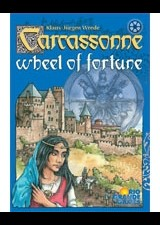 Carcassonne: Wheel of Fortune (Exp.) (engl.)