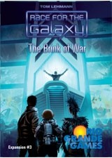 Race for the Galaxy: Brink of War (Exp.) (engl.)