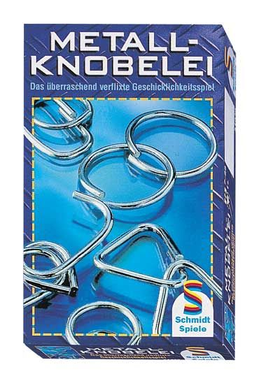 Metall Knobelei Lösung