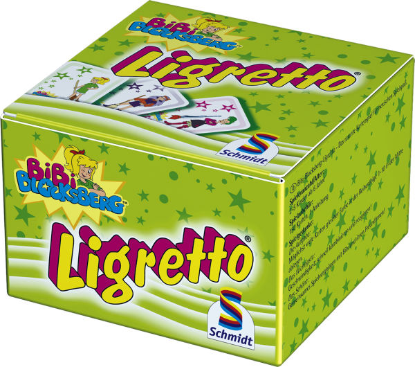 Bibi Blocksberg - Ligretto