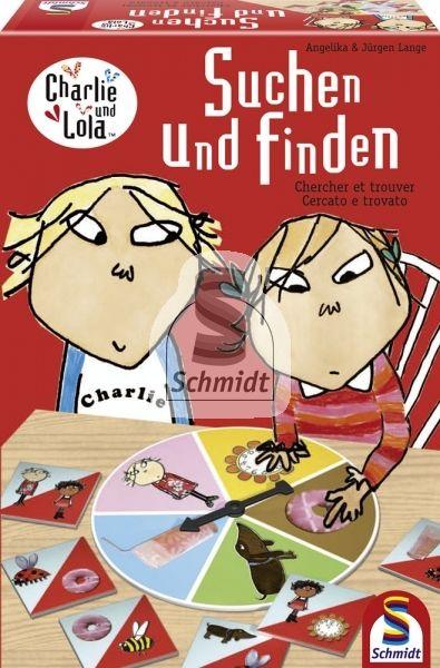 Charlie & Lola - Suchen und Finden