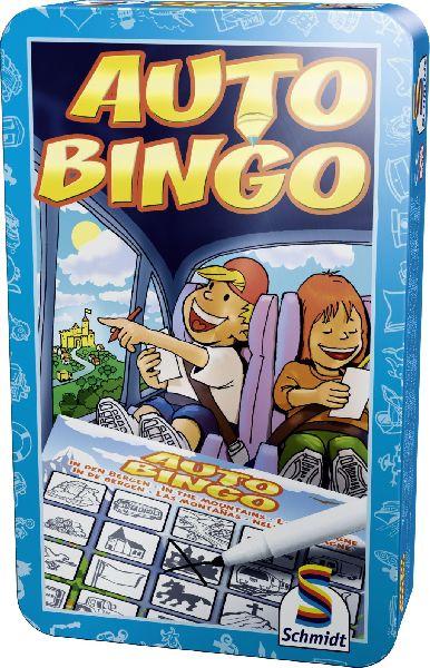 Auto-Bingo (Metalldose)
