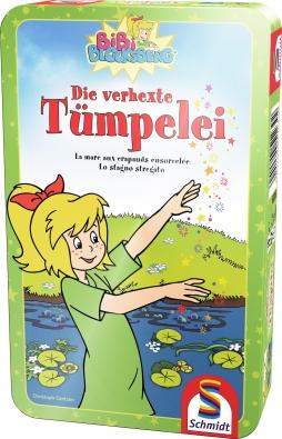 Bibi Blocksberg - Die verhexte Tümpelei (Metalldose)
