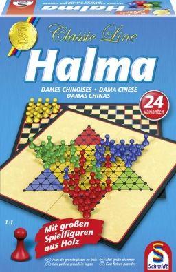 Halma Classic Line