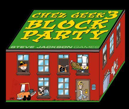 Chez Geek 3 - Block Party (engl.)