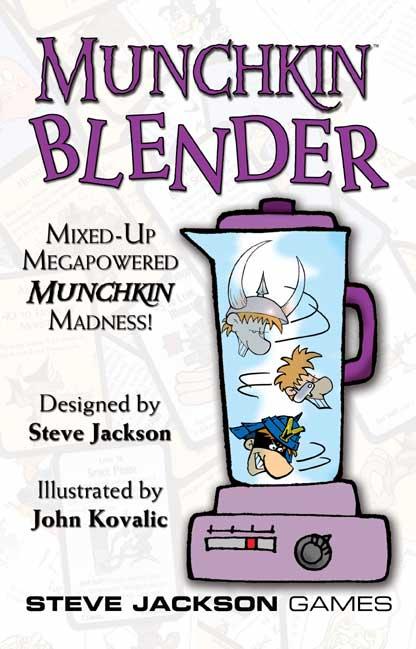 Munchkin Blender (engl.)