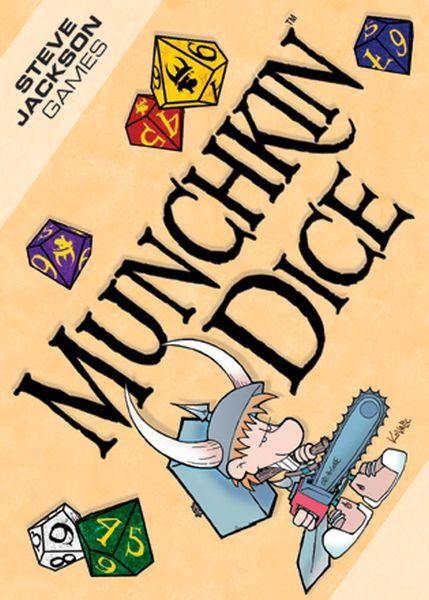 Munchkin Dice (engl.)
