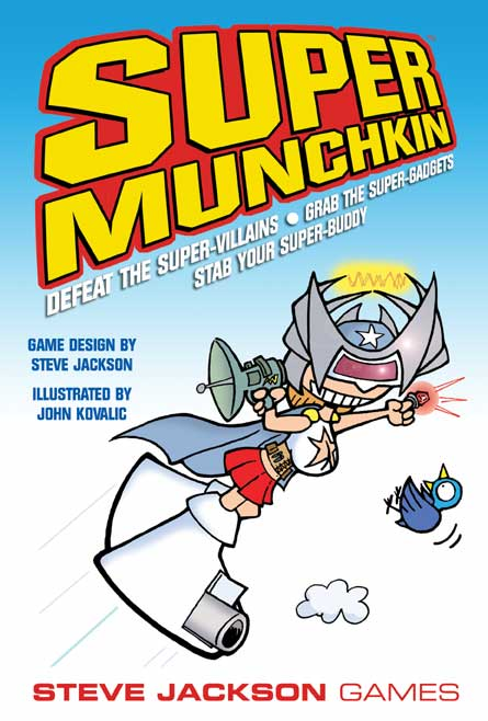Super Munchkin (engl.)