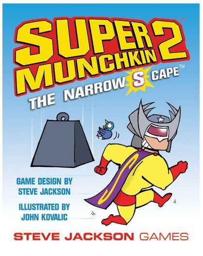 Super Munchkin 2 (engl.)