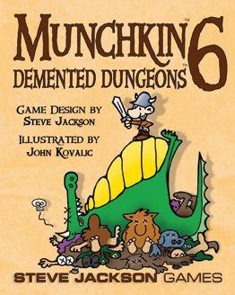 Munchkin 6: Demented Dungeons (engl.)