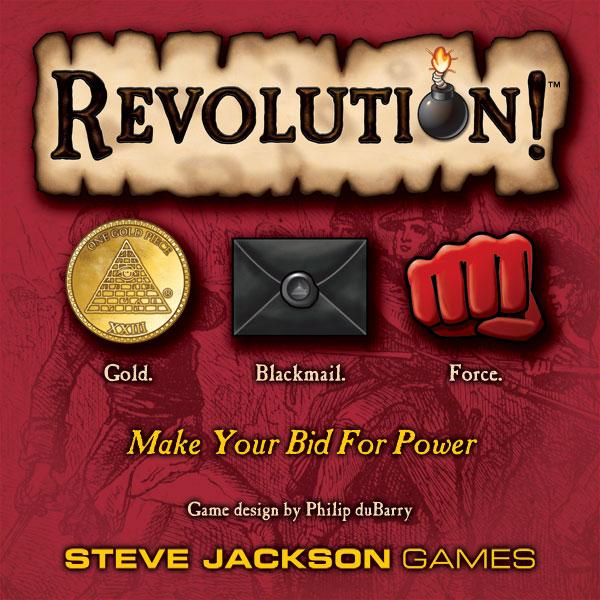 Revolution! (engl.)