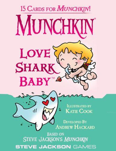 Munchkin Love Shark Baby (engl.)