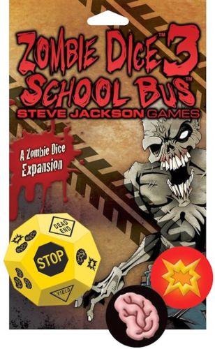 Zombie Dice 3 School Bus (Exp.) (engl.)