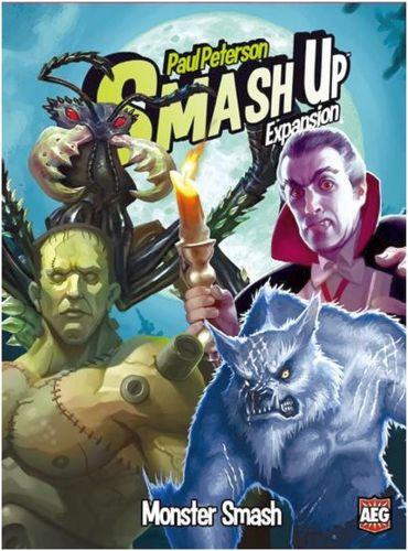 Smash Up! Monster Smash (Exp.) (engl.)
