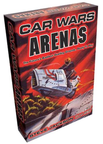 Car Wars Arenas (engl.)