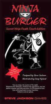 Ninja Burger Revised (engl.)
